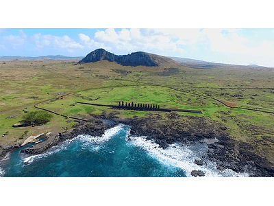 video Isla de Pascua Diego 1
