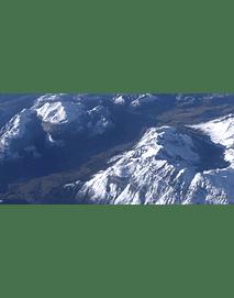 Video extremo sur de Chile cordillera y nieve #02