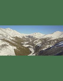 Aerial Video Aysen Winter # 04