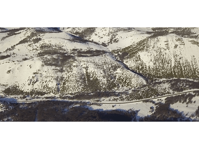 Aerial Video Aysen Winter # 05