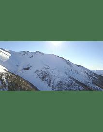 Aerial Video Aysen Winter # 06
