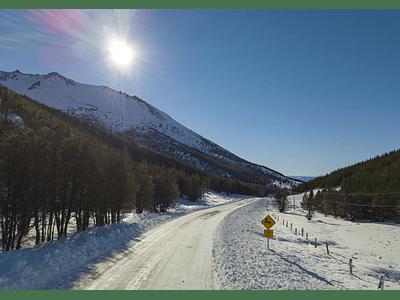 foto Aysen-Balmaceda invierno #04 (camino austral)