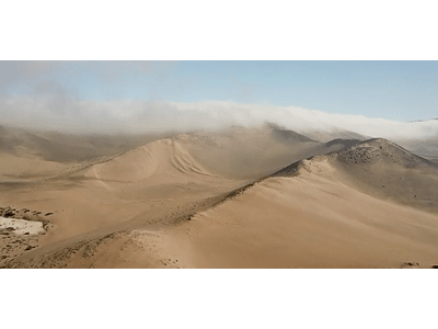 Video Copiapo desert and dunes # 02