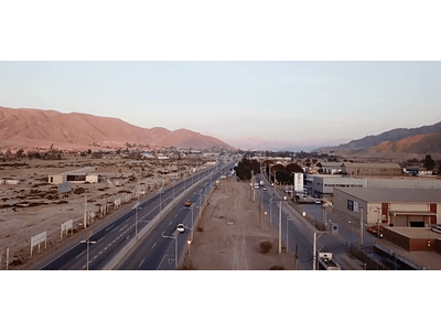 Video Copiapo city and desert # 05