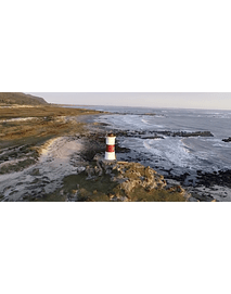 Video Isla Mocha - Faro Atardecer #01