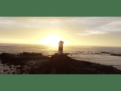 Video Isla Mocha - Faro Atardecer # 02