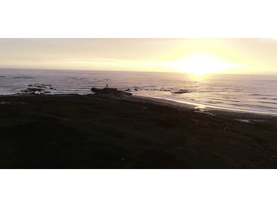 Video Isla Mocha - Faro Atardecer # 04