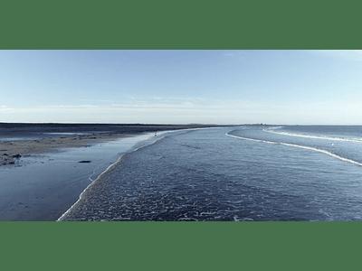Video Isla Mocha - Playa en la mañana #01