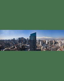 Foto Santiago Centro panoramica #01