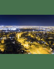foto Santiago ciudad del este noche 01