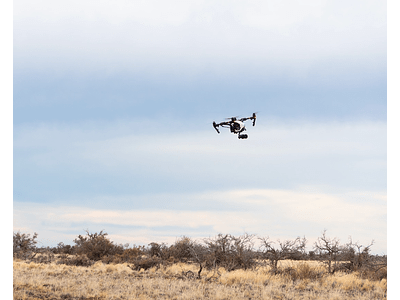 foto drone volando inspirepro 01