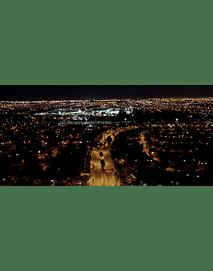 Video aerea nocturna #02