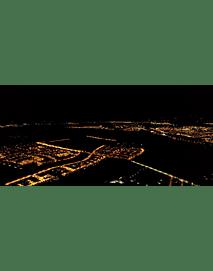 Video aerea nocturna #03