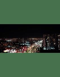 Video Stgo-La Florida - toma nocturna #01