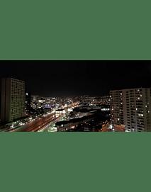 Video Stgo-La Florida - toma nocturna #02