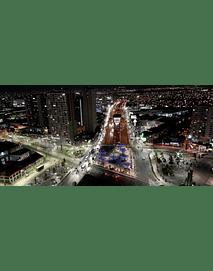 Video Stgo-La Florida - toma nocturna #03