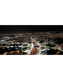 Video Stgo-La Florida - toma nocturna #04