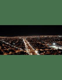 Video Stgo-La Florida - toma nocturna #05