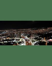 Video Stgo-La Florida - toma nocturna #06