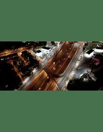 Video Stgo-La Florida - toma nocturna #07