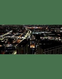 Video Stgo-La Florida - toma nocturna #08