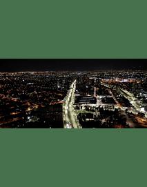 Video Stgo-La Florida - toma nocturna #09