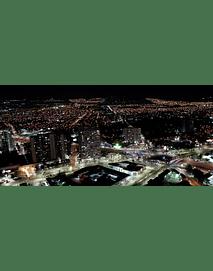 Video Stgo-La Florida - toma nocturna #10