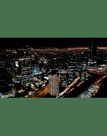 Video Santiago - Providencia de Noche 03