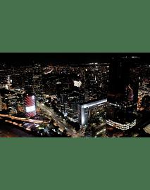 Video Santiago - Providencia de Noche 04
