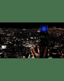 Video Santiago - Providencia de Noche 05