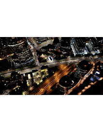 Video Santiago - Providencia de Noche 06
