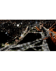 Video Santiago - Providencia de Noche 09