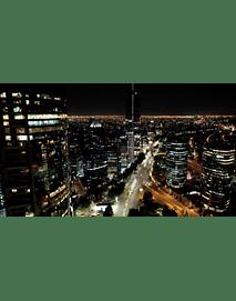 Video Santiago - Providencia de Noche 10