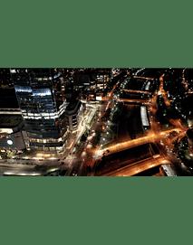 Video Santiago - Providencia de Noche 11