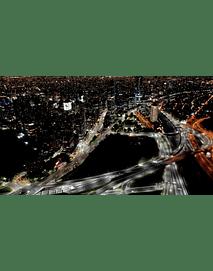 Video Santiago - Providencia de Noche 01