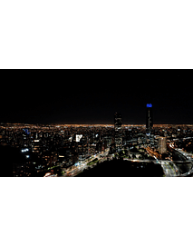 Video Santiago - Providencia de Noche 02