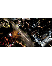 Video Santiago - Providencia de Noche 12