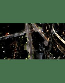 Video Santiago - Providencia de Noche 13