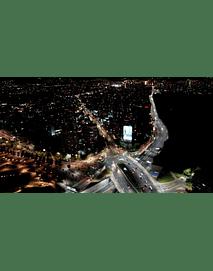 Video Santiago - Providencia de Noche 14