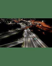 Video Santiago - Providencia de Noche 16