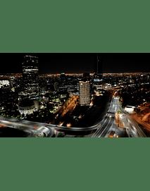 Video Santiago - Providencia de Noche 17