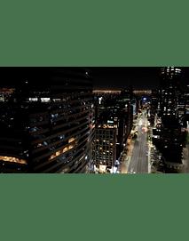 Video Santiago - Providencia de Noche 20