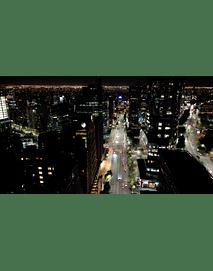 Video Santiago - Providencia de Noche 21