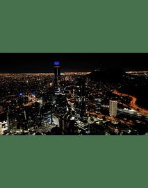 Video Santiago - Providencia de Noche 22