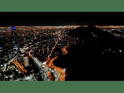 Video Santiago - Recoleta a Providencia Noche 23