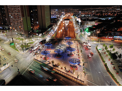 Santiago la florida noche DJI_0286