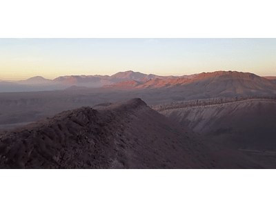 Video Desert of Atacama # 04