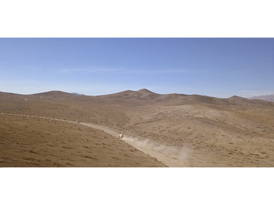 Video Desert of Atacama # 07