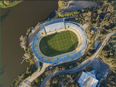 Foto Estadio Sausalito Viña del Mar DJI_0013