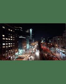 Video Santiago Night Center DJI_0055